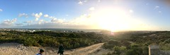 View of the coast from the western lookout (Figgles1) Tags: panorama lookout coogee lookouts iphone img1243