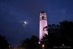 Coit Tower - 061716 - 09 (Stan-the-Rocker) Tags: sanfrancisco sony coittower northbeach telegraphhill ilce sel1855 stantherocker