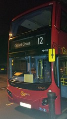 Who was it that wanted me to do a 12 with a MHV ???  MHV 11 (Tricky.Micky) Tags: evoseti 12 camberwellbuses bus buses mhv11 mhv