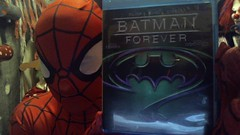 Spidey - ( Presents ) - Batman Forever - The Movie Review _ (Bradley Thomas Enfield) Tags: clowns movies comic people halloween entertainment superheros creepy sketch psycho rants clown circus silly videos standup monsters demons