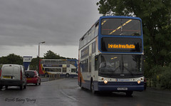 The Open Park & Ride (barry.young10) Tags: bus open shuttle stagecoach troon