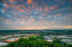 hückelhoven (photogo.pl) Tags: hückelhoven germany himmelstreppe sky himmel town landscape