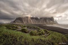 in the land of clouds (Anne.Berger) Tags: iceland island kirkjusandur beach strand vesturhorn stokknes landscape landschaft