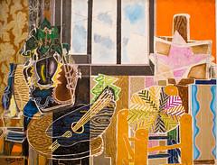 The Studio (Vase before a Window) (Thomas Hawk) Tags: georgesbraque manhattan met metropolitan metropolitanmuseum museum nyc newyork themetropolitanmuseumofart thestudiovasebeforeawindow usa unitedstates unitedstatesofamerica painting