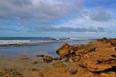 Bells Beach (andrewkoster1) Tags: outdoor beach bells rocks ocean sky surf rockpools landscape