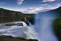 Gullfoss (pawel.suchecki) Tags: gullfoss iceland hvt river water waterfall canyon flow longexposure steam