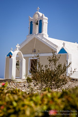 Church in Finikia, Santorini