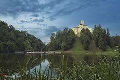 Trakoan (kadriraj.me) Tags: trakoan varadinska croatia hrv wwwkadrirajme pejza landscape arhitektura architecture jezero lake dvorac castle nikon d3s nikkor 247028 kadrirajme 2015 robertospudi