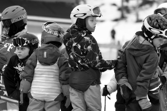 travel girls people blackandwhite bw snow ski sports boys face kids composition digital training canon suomi finland fun photography early outfit team europe skiing dof outdoor expression north joy group helmet goggles gear depthoffield together nordic athletes scandinavia northern tamron juvenile slalom practise photooftheday picoftheday equipement telelens 2015 bestoftheday canoneos1000d youngskiers sp70300mmf456divcusd