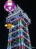 22nd Apr: Do the lights always shine this bright in Blackpool? Is there always magic in the air? (Richard Hone) Tags: day112 day112365 365the2015edition 3652015 22apr15