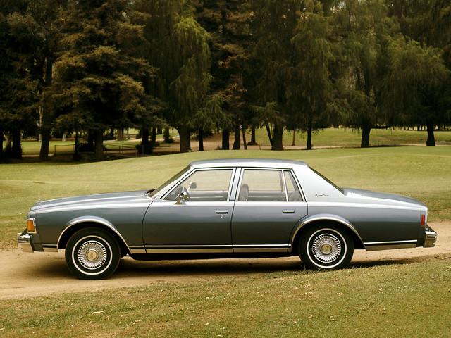 classic chevrolet caprice 19771986