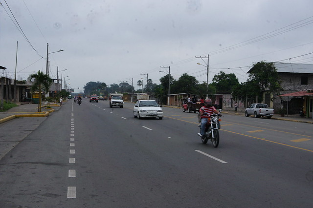 Actividades que desarrolla el GAD Parroquia en La Esperanza