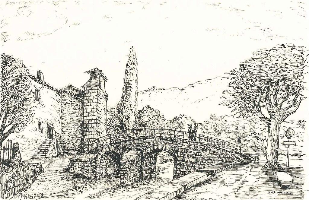 Pont VIeux et Moulin1