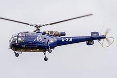 Arospatiale SA.316B Alouette III  'A-301'   -   Koninklijke Luchtmacht (JohnC757) Tags: nederland thenetherlands helicopter 2014 1301 gilzerijen rnlaf klu royalnetherlandsairforce koninklijkeluchtmacht a301 luchtmachtdagen alouetteiii ehgr sa316b defensiehelikoptercommando arospatialesa316balouetteiii vliegbasisgilzerijen gilzerijenairbase