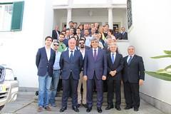 PSD Vila Real visita Sede Nacional.