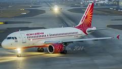 Air India AIRBUS A319 VT-SCR (Aiel) Tags: bombay airbus mumbai airindia a319 canon60d vtscr tamron70300vc
