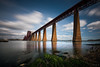 Forth Bridge (Tony N.) Tags: longexposure bridge sea mer scotland edinburgh europe forth forthbridge queensferry southqueensferry ecosse edimbourg poselongue d810 nd110 tonyn nikkor1635f4 tonynunkovics