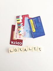 Loyalty Cards by Jonathan Rolande, on Flickr