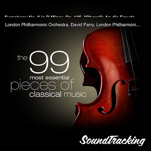 London Philharmonic Orchestra David Parry fan photo