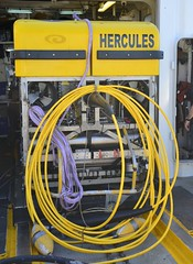 The ROV Hercules on the E/V Nautilus (Ocean Networks Canada) Tags: hercules thruster nautilus rov wiringtheabyss2016 abyss16