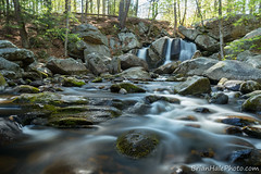 5watermark (Brian M Hale) Tags: new england water river ma waterfall spring stream long exposure massachusetts brian newengland falls filter lee serenity mass trap hale density ashby neutral trapfalls leefilters brianhalephoto