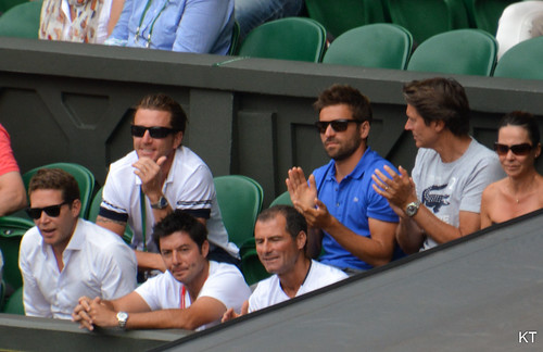 Arnaud Clement - Team Gasquet