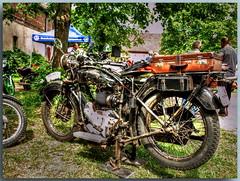 Oldtimertreffen in Schöneiche bei Berlin - AY (Peterspixel from Peter Althoff) Tags: bmw motorcycle dnepr bsa nsu simson motorrad ifa zündapp motocyclette мотоцикл днепр birminghamsmallarmscompany wehrmachtsgespann awo425 nsumotorenwerke