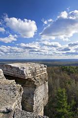 Minnewaska State Park (danny wild) Tags: cliff ny newyork nature rock forest canon nose hiking climbing trail gardiner gunks shawangunks newpaltz mohonk minnewaska hudsonvalley kerhonkson gertrudes