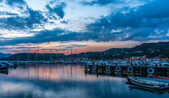 _DSC8405 (annettewillacy1) Tags: sunset italy what lerici