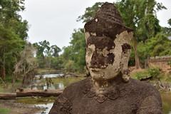 DSC_7210 (Omar Rodriguez Suarez) Tags: temple cambodia angkor estatua estatue camboya