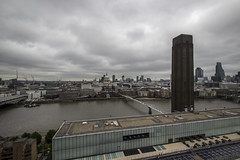 City of London From The Switch House, Tate Modern, London (IFM Photographic) Tags: img8714a canon 600d tamron 1024mm sp1024mmf3545 tamronsp1024mmf3545 london londonboroughofsouthwark southwark tate tatemodern banksidepowerstation bankside artgallery gallery art switchhouse herzogdemeuron