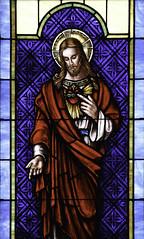 Most Sacred Heart of Jesus (Lawrence OP) Tags: church catholic jesus maryland stainedglass sacredheart bushwood