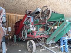 DawsonCkWWPV16 (alicia.garbelman) Tags: canada creek dawson farmmachinery pioneervillage walterwrightpioneervillage cawsoncreekbritishcolumbia