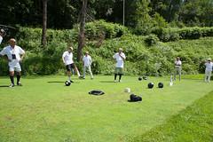 020 (patrizia lanna) Tags: persone albero allenatore buca calcio campo esterno footgolf giocatore gioco golf luce memorial movimento natura palla panorama parco prato verde rapallo italia