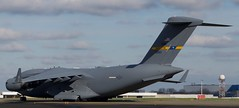 USAF / 10193 / Boeing C-17 / EBBR-BRU taxiing /  (RVA Aviation Photography (Robin Van Acker)) Tags: brussels airplane photography airport outdoor aircraft aviation air jet planes vehicle airlines airliner jumbo trafic jetliner avgeek avitionphotography