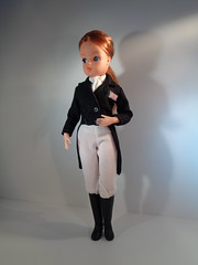 Dressage 1983 (CooperFalcon) Tags: sindy