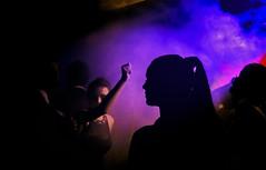 BACKLIGTH (DROSAN DEM) Tags: music silhouette contraluz luces dance silueta baile backligth