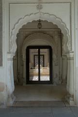 The Tomb complex (VinayakH) Tags: india graves hyderabad tombs carvings necropolis nizam nobility paigah paigahtombs telangana maqhbarashamsalumara
