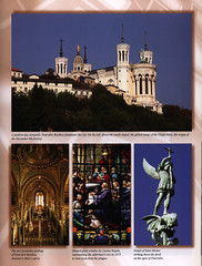 Discover Lyon and its World Heritage; 2011_2, Rhone co., Rhone-Alpes region, France (World Travel Library) Tags: discover lyon world heritage 2011 church historical buildings architecture rhone rhonealpes france rpublique franaise brochure travel library center worldtravellib holidays tourism trip vacation papers prospekt catalogue katalog photos photo photography picture image collectible collectors collection sammlung recueil collezione assortimento coleccin ads gallery galeria touristik touristische documents dokument   broschyr  esite   catlogo folheto folleto   ti liu bror   fourviere basilica