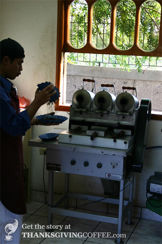 Sample Roasting & Cupping