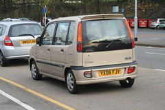 Perodua Kenari (Rally Pix) Tags: perodua kenari