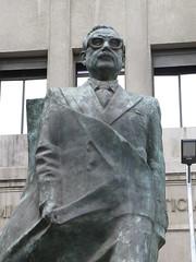 """Salvador Allende <a style=""""margin-left:10px; font-size:0.8em;"""" href=""""http://www.flickr.com/photos/83080376@N03/17075572769/"""" target=""""_blank"""">@flickr</a>"""