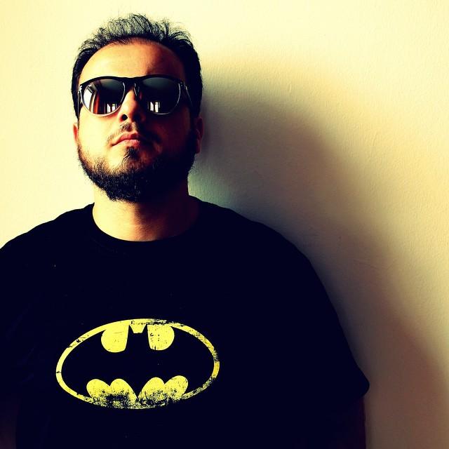 #happyb to #me #batman #resistiamo #25aprile ben venuta Giulia
