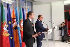 Legislativas 2015: Assinatura Compromisso do Acordo de Coligação