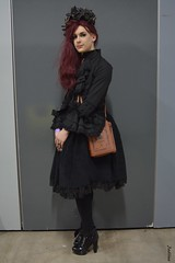 Tsuki (Jadiina) Tags: 2 lolita gothiclolita 2015 brolita japantouch japantouchharu gothicbrolita