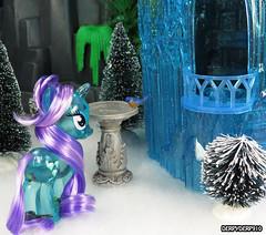 Diamond Mint Styling 02 (DerpyDerp910) Tags: toy toys little mint diamond pony mlp mylittlepony my brony derpyderp910