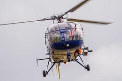 Arospatiale SA.316B Alouette III  'A-275'  -  Koninklijke Luchtmacht (JohnC757) Tags: nederland thenetherlands helicopter 1275 2014 gilzerijen a275 rnlaf klu royalnetherlandsairforce koninklijkeluchtmacht luchtmachtdagen alouetteiii ehgr sa316b defensiehelikoptercommando arospatialesa316balouetteiii vliegbasisgilzerijen gilzerijenairbase