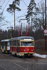 Liberec 17 Zoo Liberec (eddespan (Edwin)) Tags: tram streetcar museumtram tatra liberec trammuseum strasenbahn