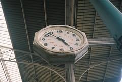 Time. (nessisilva) Tags: film analog porto 200 vista plus konica agfa expired efp c35