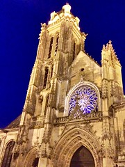 Cathédrale de Pontoise dans le Val d'Oise (cam2586) Tags: ma bravo explore pour fille